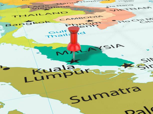 Best Map Of Kuala Lumpur Stock Photos, Pictures & Royalty-Free ... Kuala Lumpur On World Map on borneo on world map, bali on world map, indian ocean on world map, wellington on world map, manila on world map, tasman sea on world map, murray river on world map, auckland on world map, phnom penh on world map, mumbai on world map, mekong river on world map, melbourne on world map, port moresby on world map, beijing on world map, perth australia on world map, jakarta world map, tasmania on world map, andaman islands on world map, colombo on world map,
