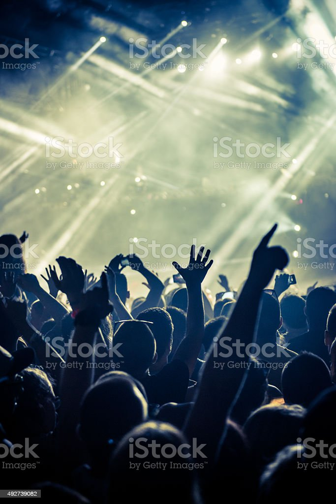 Put Your Hands Up In The Air Stock Photo - Download Image ... (683 x 1024 Pixel)