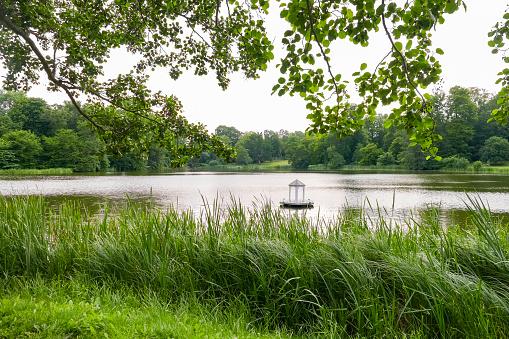 Putbus Palace park