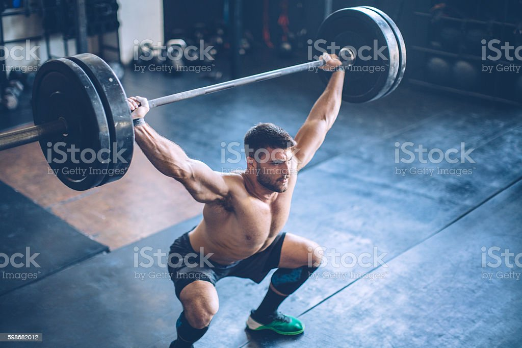 Putting in the hours to get results stock photo