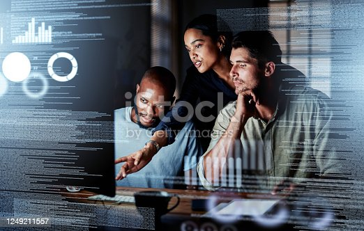 istock Putting more brainpower into it 1249211557