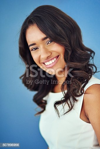 507896586istockphoto Putting positivity into her profession 507896956