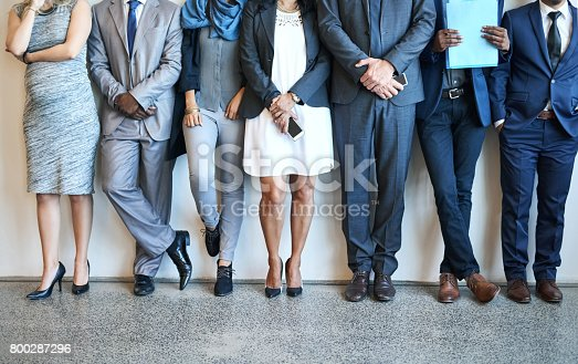 istock Putting their best foot forward 800287296