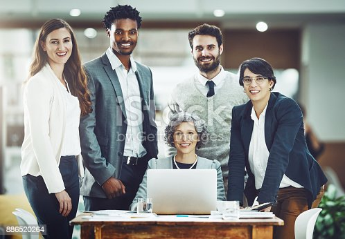 istock Putting their heads together 886520264