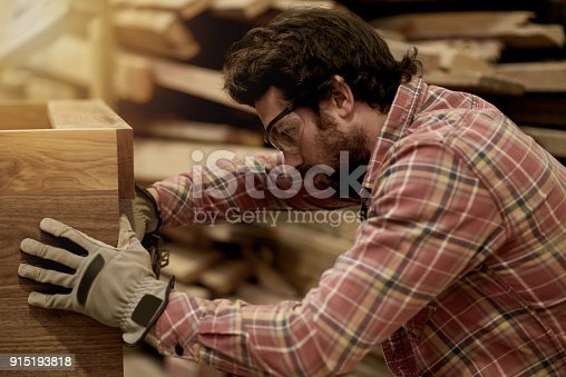 915192732 istock photo Putting this beauty together 915193818