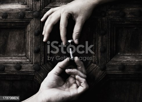 istock Putting together the pieces 173706624