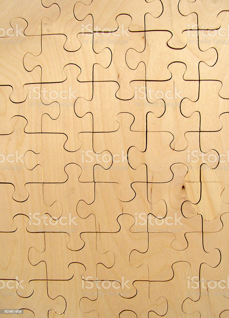 Puzzle background royalty-free stock photo