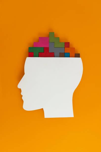 Puzzle Gehirn – Foto