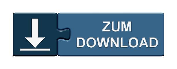 puzzle knopfleiste mit download-german - kostenlose onlinespiele stock-fotos und bilder