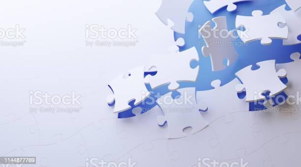Puzzle concept white jigsaw puzzle pieces on blue background picture id1144877769?b=1&k=6&m=1144877769&s=612x612&h=8zmmvjmqujzvv8abukvbnjboghwkw1yajnasxzh4bia=