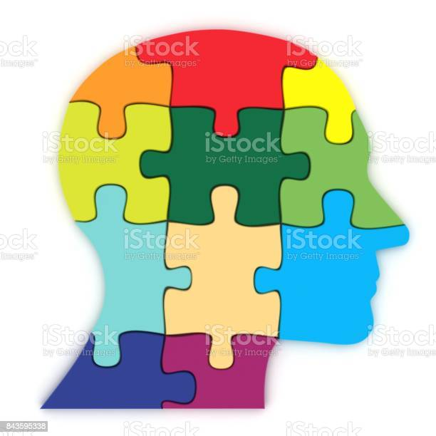 Puzzle head silhouette mind brain memory picture id843595338?b=1&k=6&m=843595338&s=612x612&h=tdx5ash3v k9dgtbta8u5wau56saud4vaoriy0rossw=
