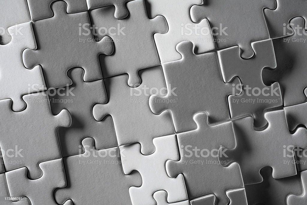 Puzzle royalty-free stock photo