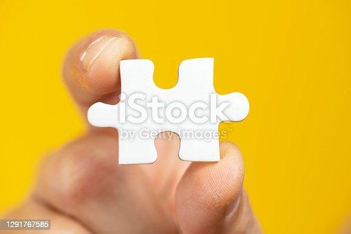 istock Puzzle Piece 1291767585