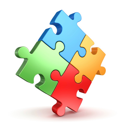 Puzzle Piece Stock Photo - Download Image Now