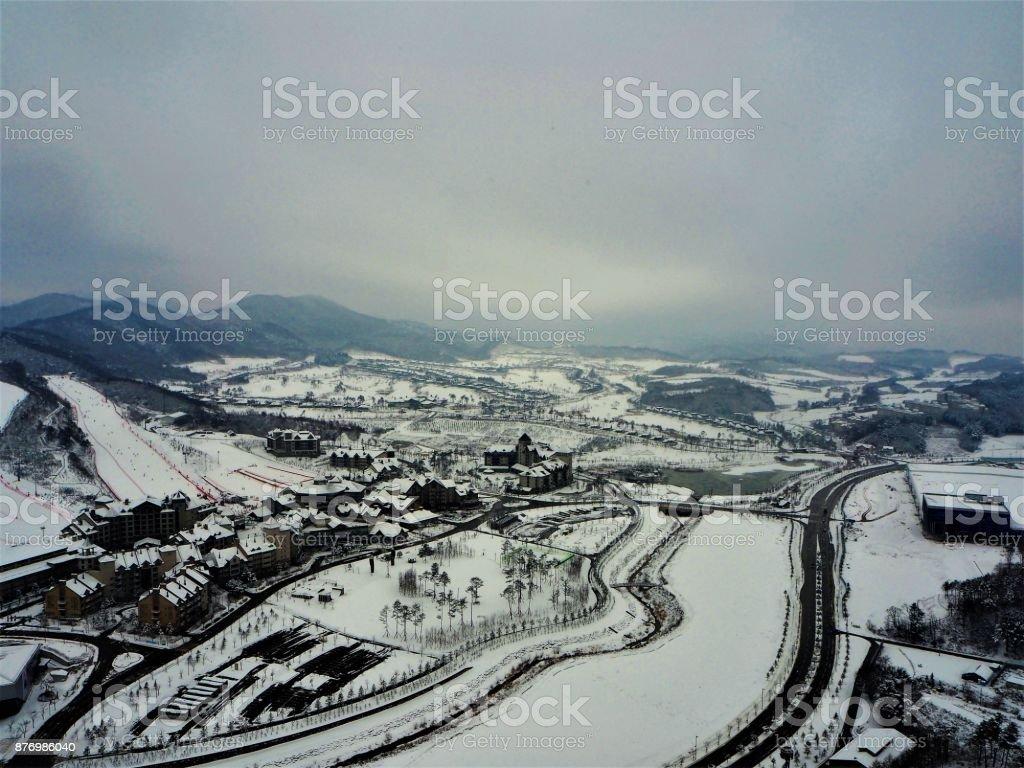 Pyeong Chang South Korea
