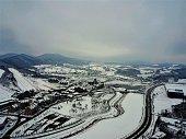 istock Pyeong Chang South Korea 876986040