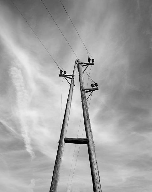 Pylon  anachronistic stock pictures, royalty-free photos & images