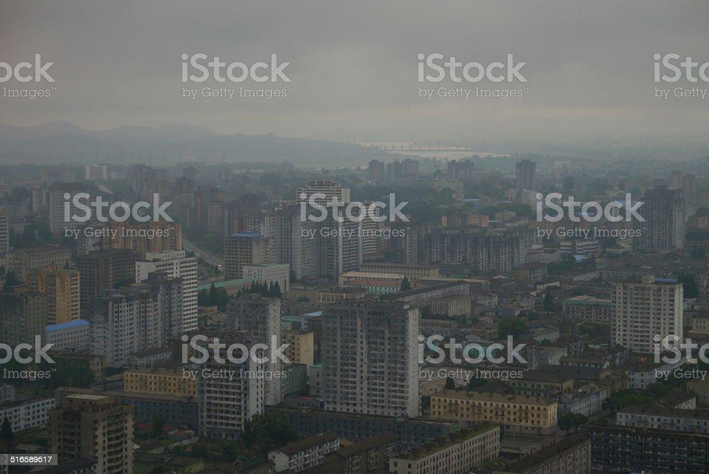 Pyongyang, North Korea stock photo