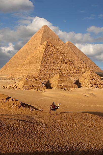 Pyramide, Ägypten – Foto