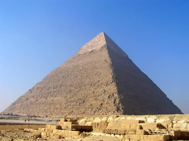 Chephren-Pyramide – Foto