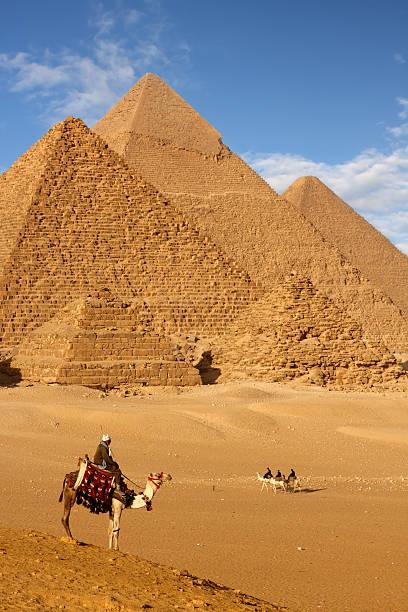 Pyramiden in Ägypten – Foto