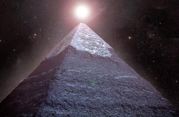 Les pyramides de Gizeh des pharaons - Photo