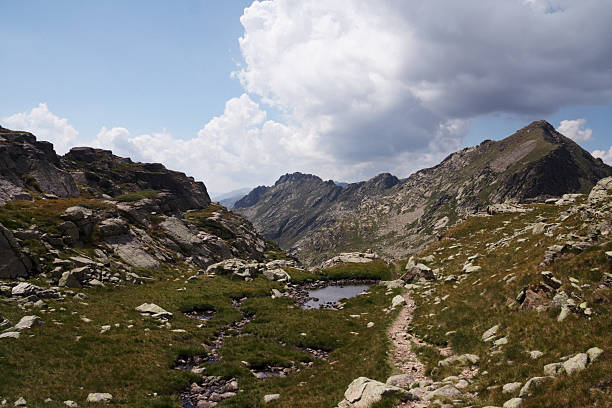 Pyrénées-Landschaft – Foto