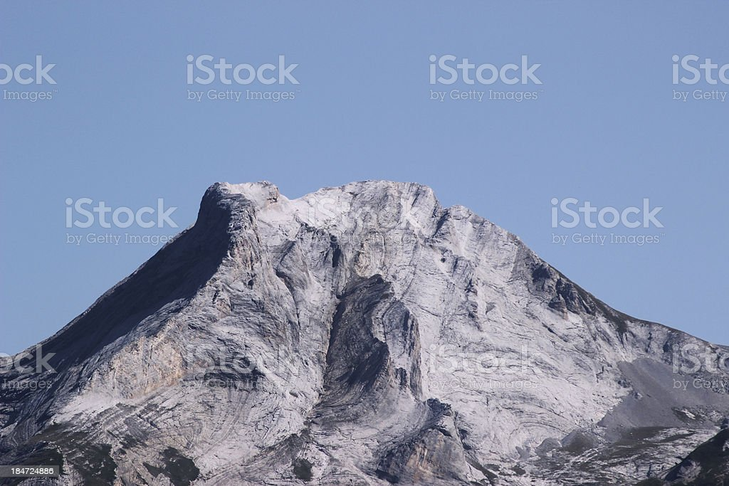 Pyrenees Mountain, Spain. royalty-free stock photo