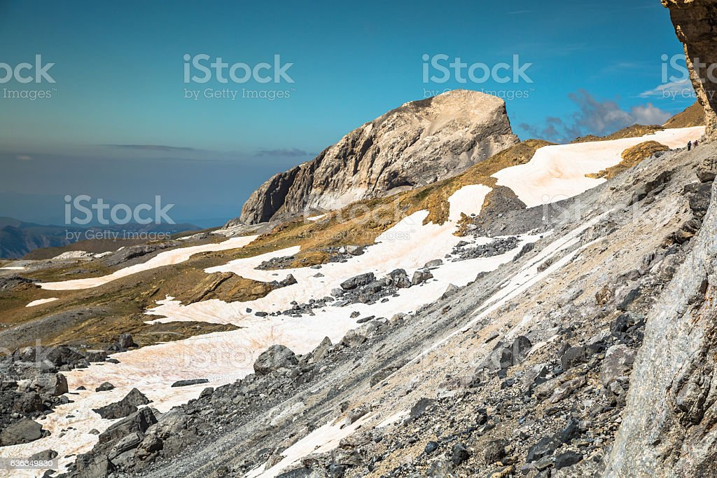 Pyrenees National Park, Pyrenees, France. stock photo