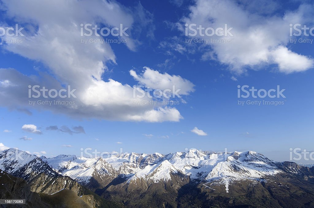 Pyrenees royalty-free stock photo