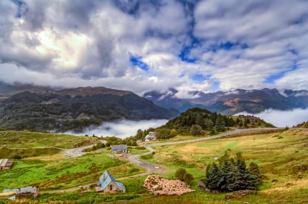 Pyrenäen stock photo