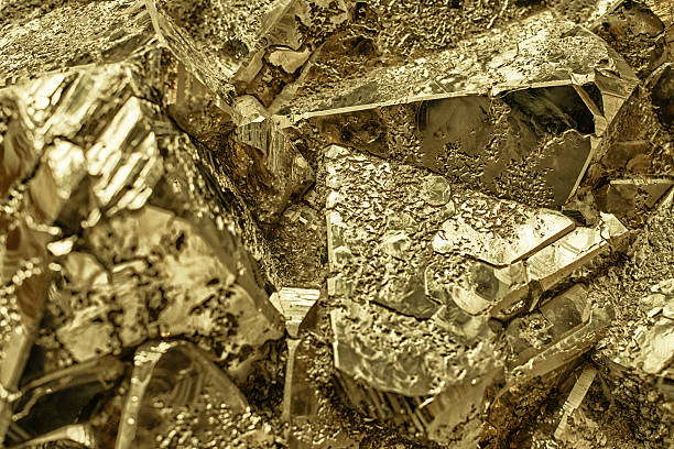 Pyroxenite Makro Nahaufnahme – Foto