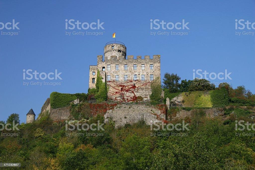 pyrmont castle stock photo