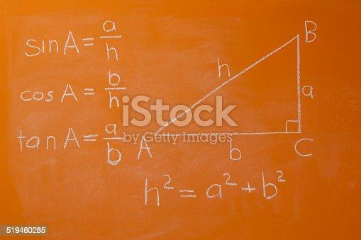 istock Pythagoris Theorem 519460285