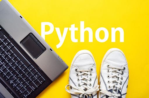 Python Programming Language Stock Photo - Download Image Now