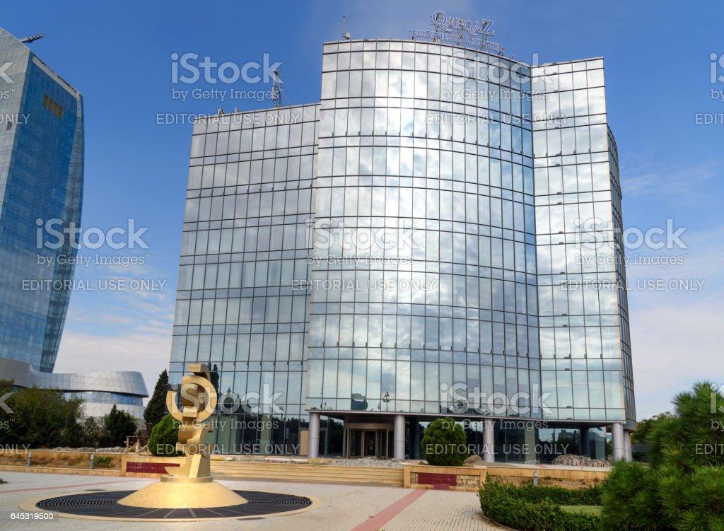Qafqaz Hotel Business Center In Baku Azerbaijan Stock Photo Download Image Now Istock