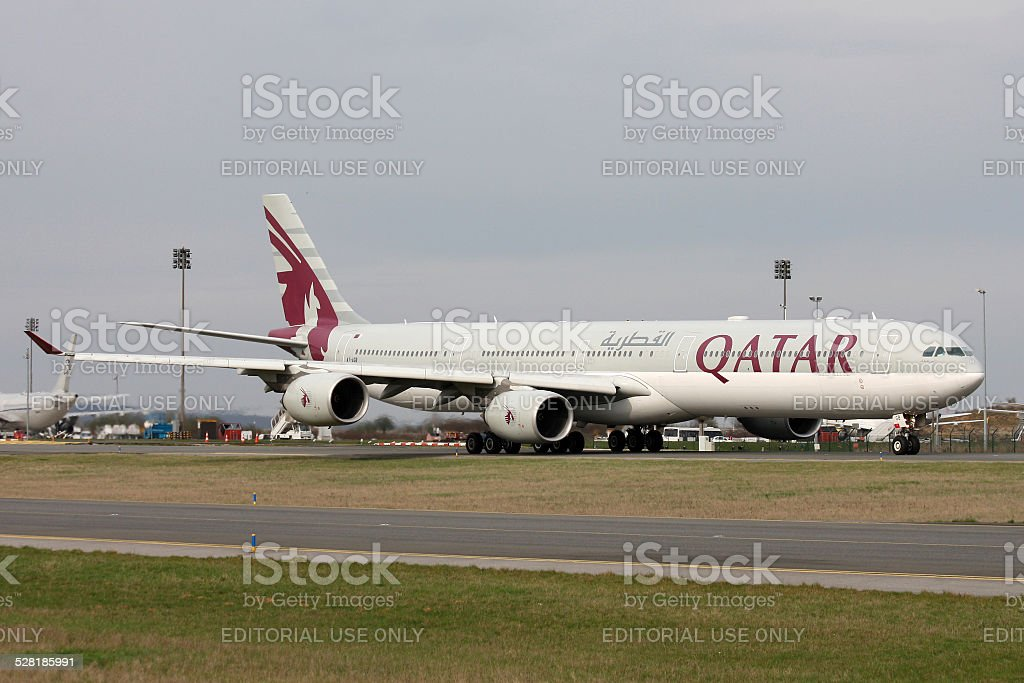 Qatar Airways - Photo