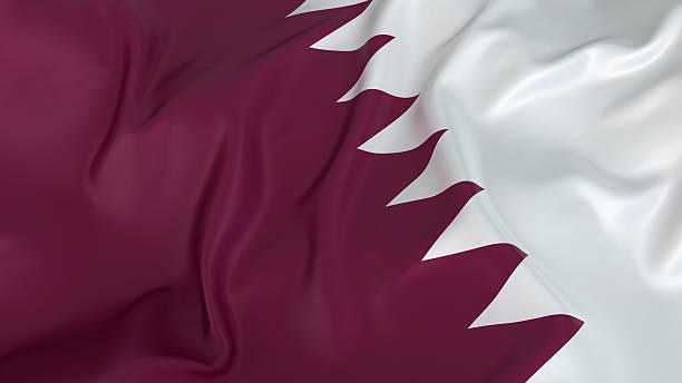 drapeau qatari - qatar photos et images de collection