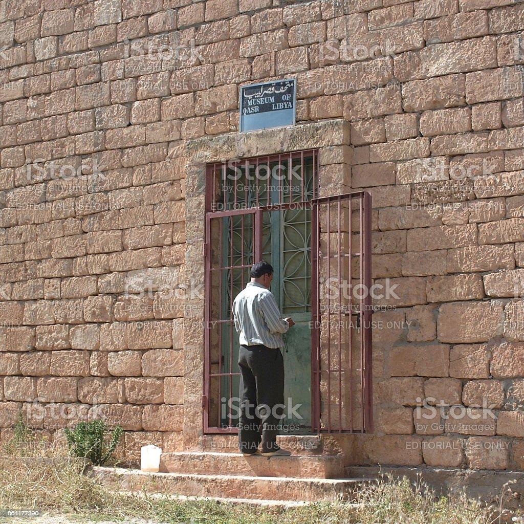 Qsar, Libya royalty-free stock photo