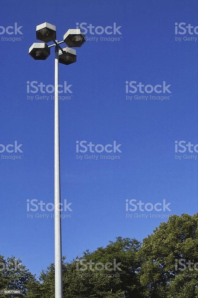 Quad light royalty-free stock photo