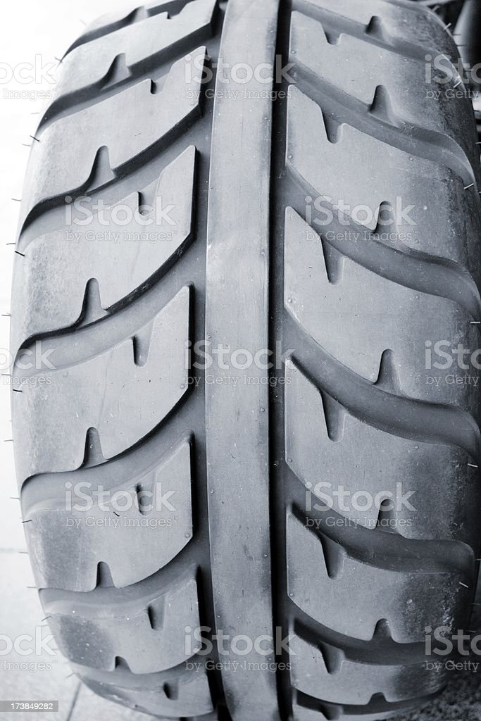 quad wheel stock photo