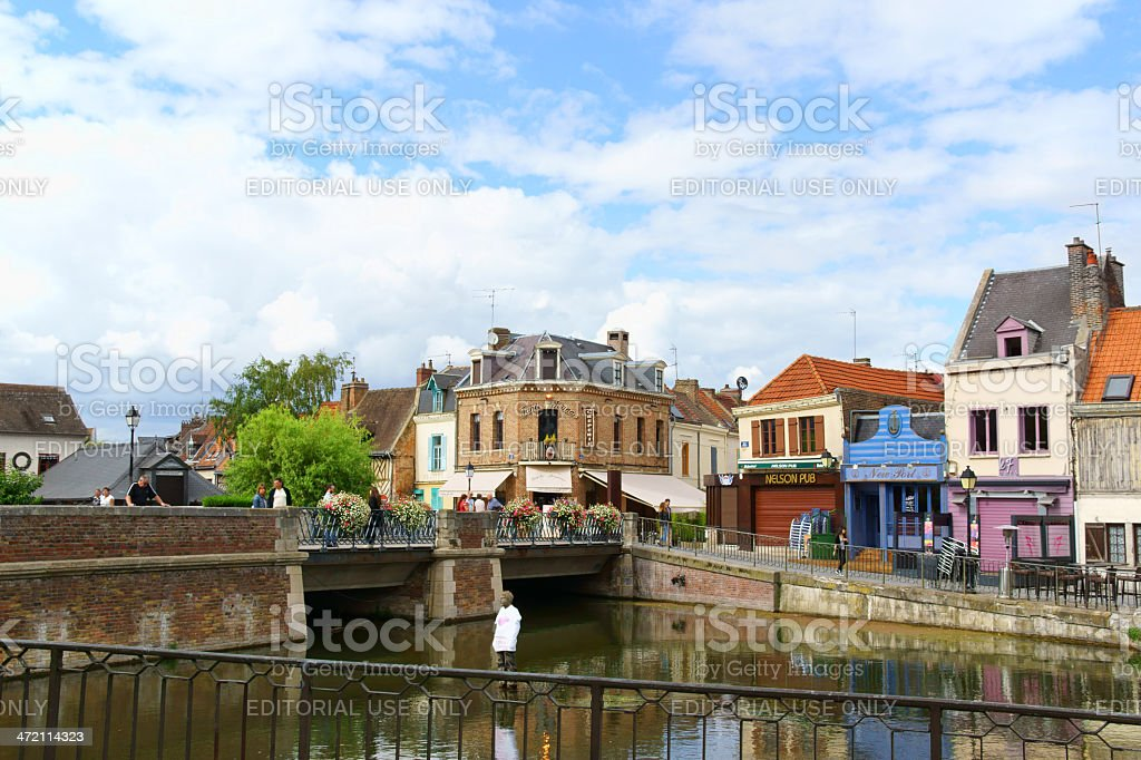 Quai Belu, Saint-Leu-d'Amiens, France - Photo