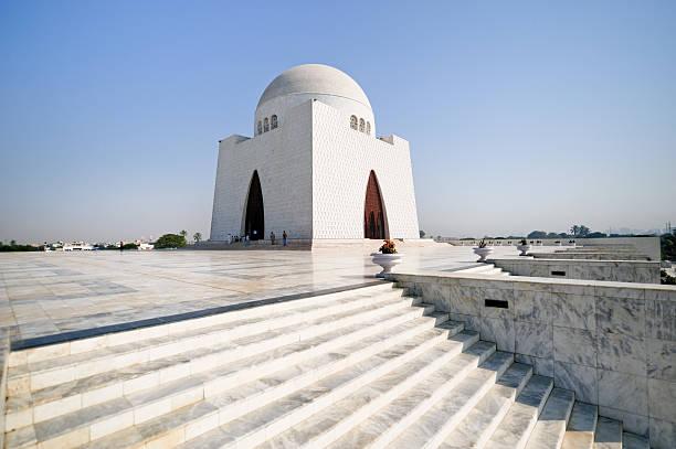 Quaid-e-Azam stock photo