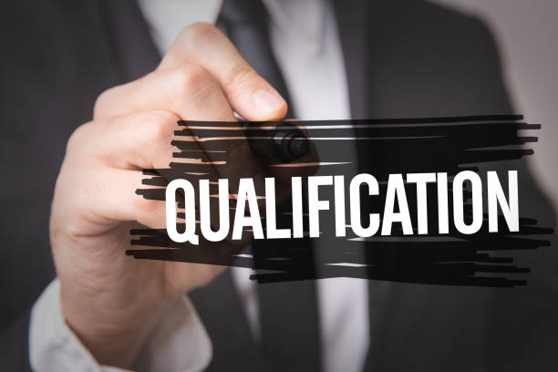 Qualification Qualification sign qualification round stock pictures, royalty-free photos & images