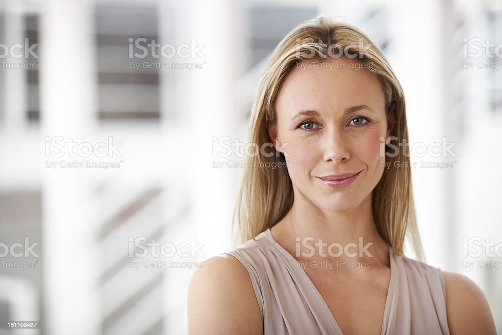 Qualified and experienced stock photo