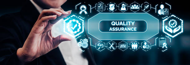 qa quality assurance and quality control concept - quality control stock photos and pictures
