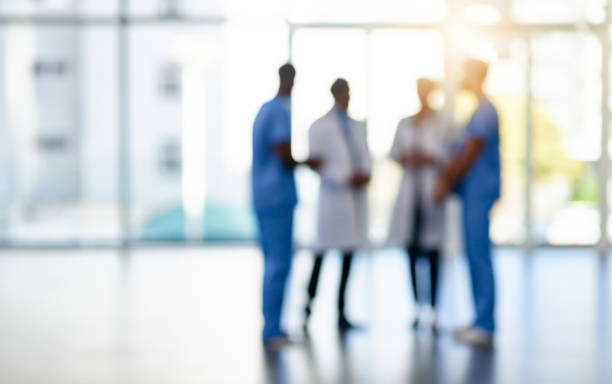 qualidade dos cuidados de uma equipe de qualidade - profissional da área médica - fotografias e filmes do acervo