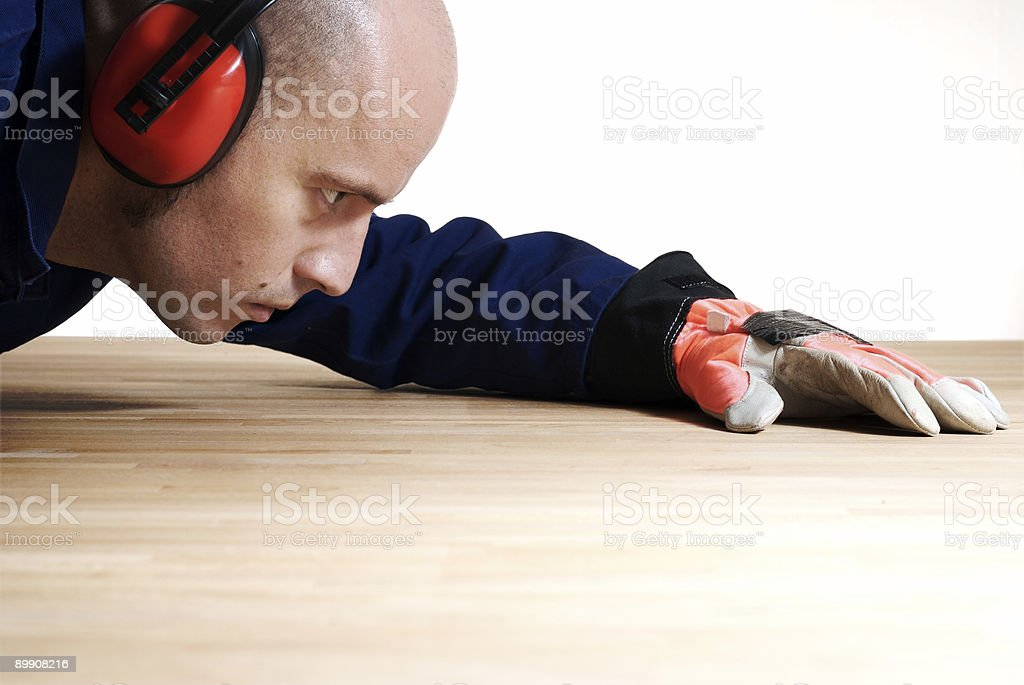 Quality control royalty-free stock photo