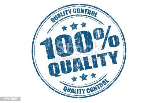 istock 100% Quality 480949551