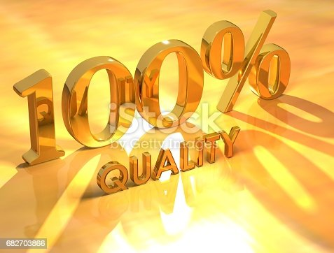 istock 100% Quality 682703866